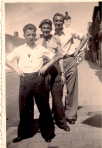 Dad in the middle - Holland
