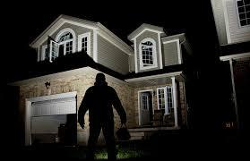 A theft of burglars