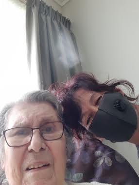 My Mum and me xx